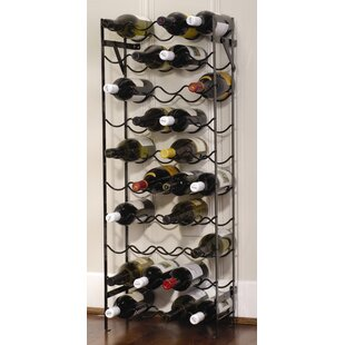 Lyall 40 Bottle Floor Wine Rack by Brayde..