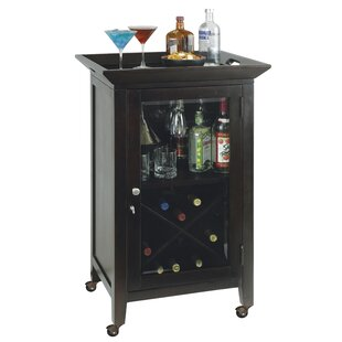 Darby Home Co Brasfield Wine and Spirits Console
