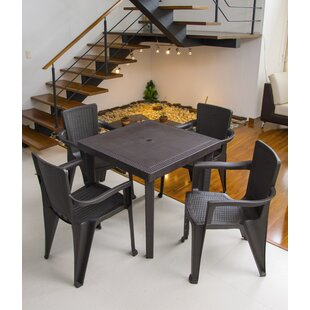 Nara 5 Piece Dining Set