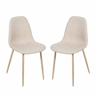 Dionisio Upholstered Dining Chair (Set of 2) by George Oliver