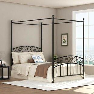 Garden City Full Canopy Bed