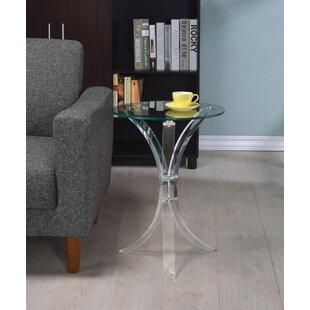 Check Prices Bernhardt End Table By Orren Ellis