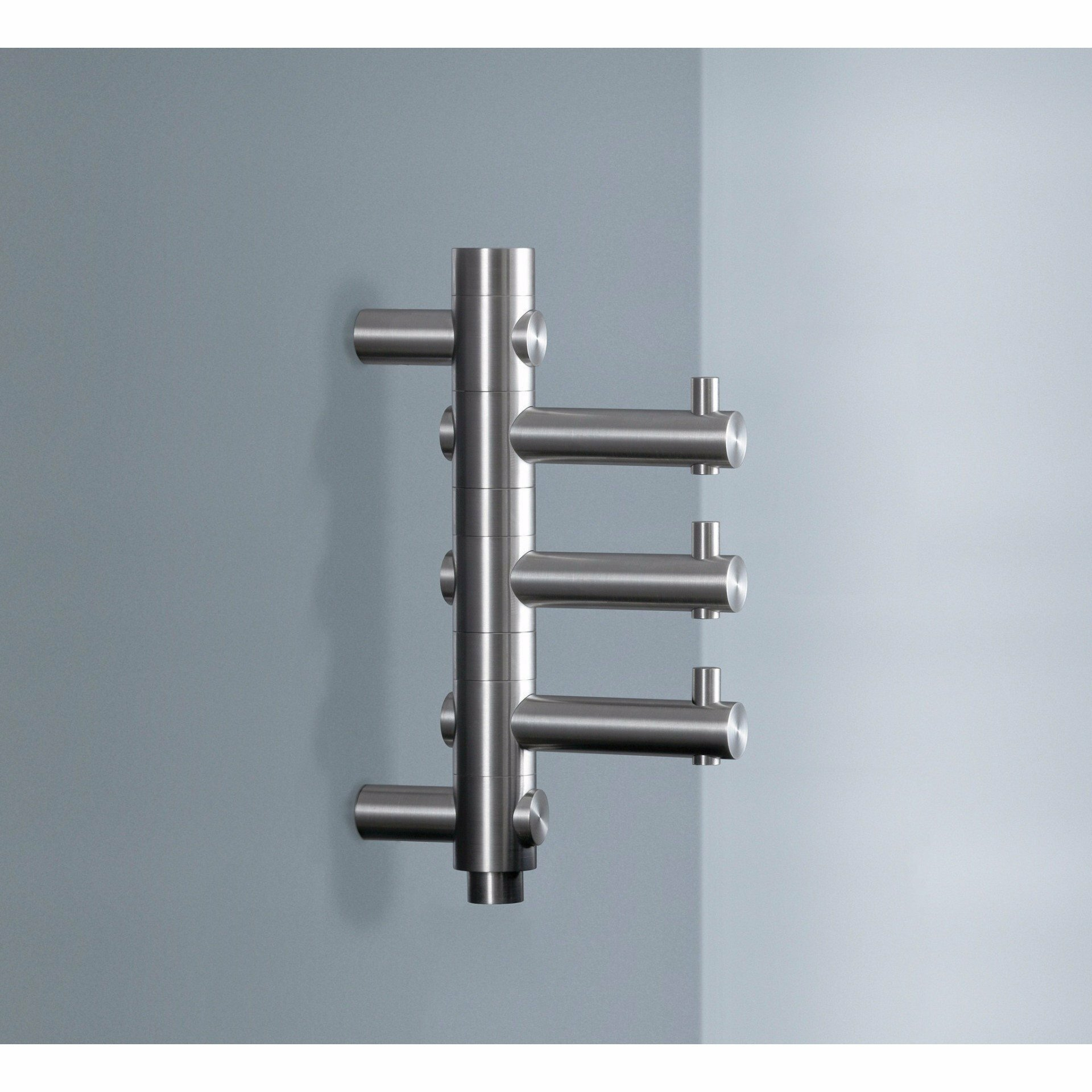 Agm Home Store Stainless Steel Wall Mounted Robe Hook Wayfair