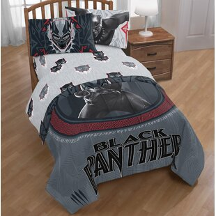 Panther Wakanda Sheet Set