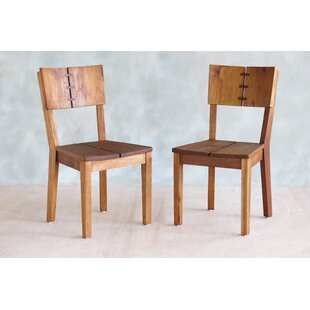 Compare & Buy Somoto Solid Wood Dining Chair by Masaya & Co Reviews (2019) & Buyer's Guide
