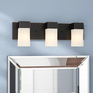 Lanclos 3-Light Vanity Light By Latitude Run