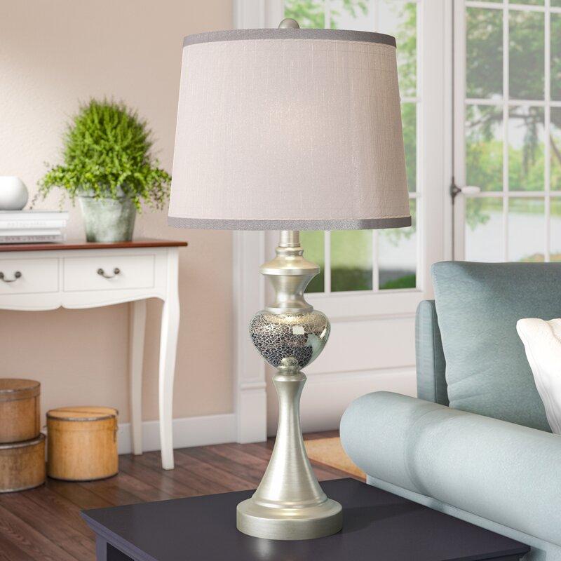 Charlton Home Caroline 29 Table Lamp Reviews Wayfair