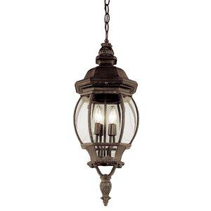 4-Light Outdoor Hanging Lantern