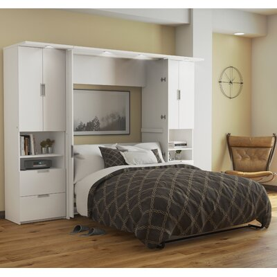 Juniper Storage Murphy Bed Latitude Run