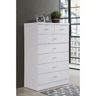 White Dressers Chest Of Drawers Youll Love Wayfair