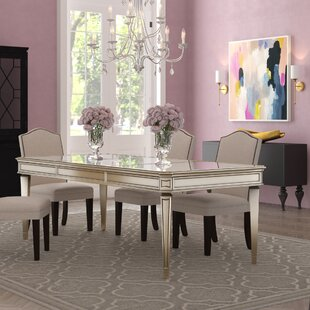 Brette Dining Table by Willa Arlo Interiors