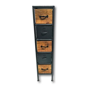 Bronto 5 Drawer Accent Chest by UrbanDesign