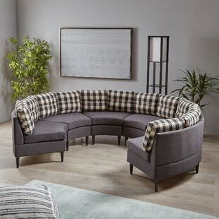 Zadie 6 Seater Modular Sectional Mercer41