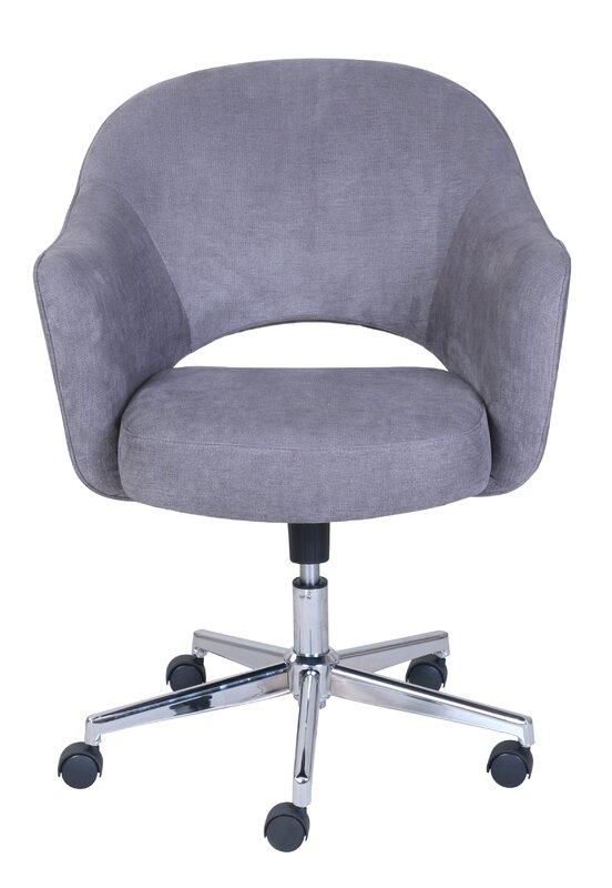 Lovely Serta Valetta Mid Back Desk Chair