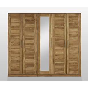 Goldie 6 Door Wardrobe By Gracie Oaks