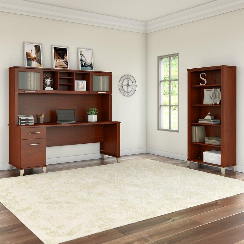 Studdard Desk with Hutch