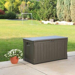 Plastic Deck Storage Box by Lifetime