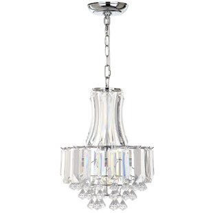 Blaker1-Light Crystal Pendant by Willa Arlo Interiors