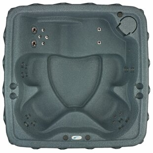 AquaRest Spas Elite 500 5-Person 29-Jet Plug and Play Spa with Ozonator and LED Waterfall