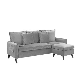 Feickert Small Space Reversible Sectional