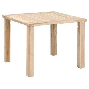 Oak Crest 30 Solid Wood Dining Table