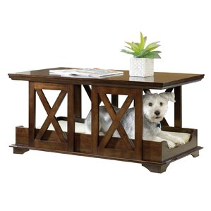 Coffee Table Dog Bed by Sa..