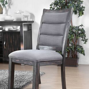 Margrett Upholstered Dining Chair (Set of 2) by Gracie Oaks