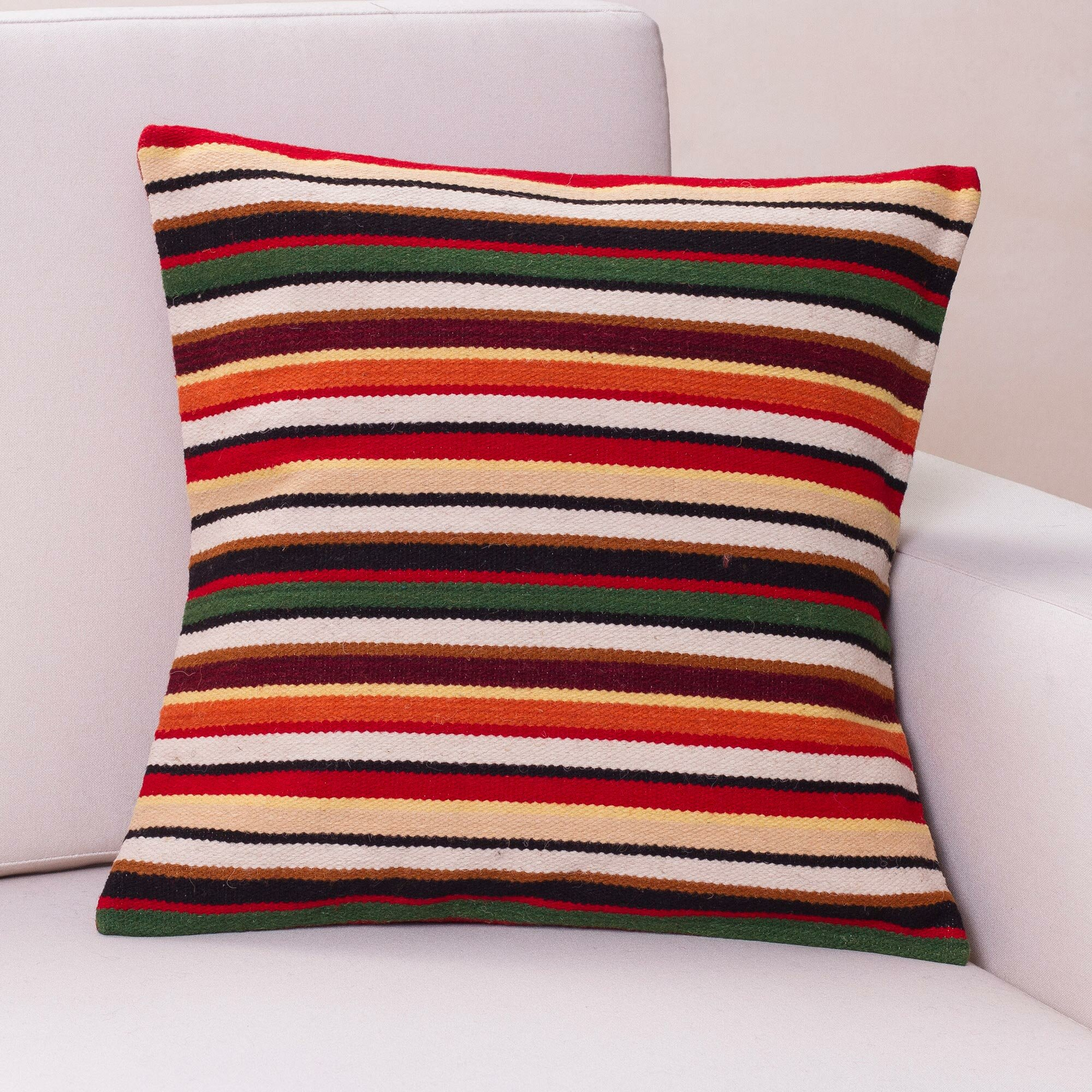 Indian Cushion Cover Beaded 2 Pcs Home Decor Throw Pillow Cotton Sofa Case 2568