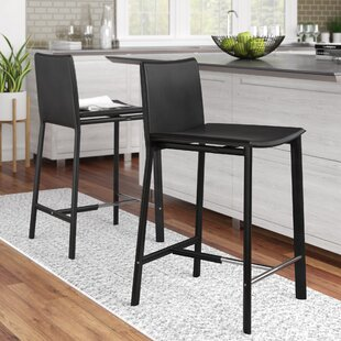 Tripp 24 Bar Stool (Set of 2) Wade Logan