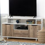 Reflekt Corner unit TV Stand for TVs up to 55 by South Shore