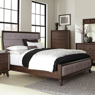 Best Zichichi Upholstered Panel Bed by Mercury Row Reviews (2019) & Buyer's Guide