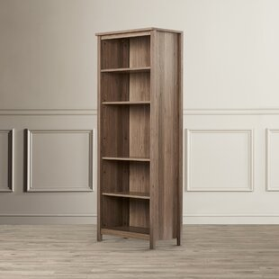 Rossford Standard Bookcase by Three Posts