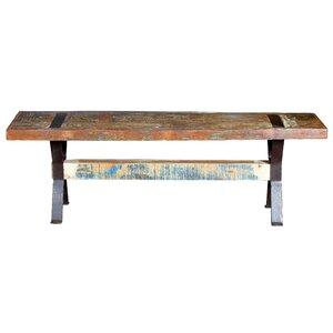 Küchenbank aus Holz von Home Loft Concept
