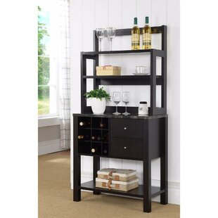 Waldman Wood Baker's Rack by Latitude Run