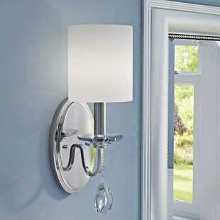 Find a Potterslane 1-Light Wall Sconce By Charlton Home