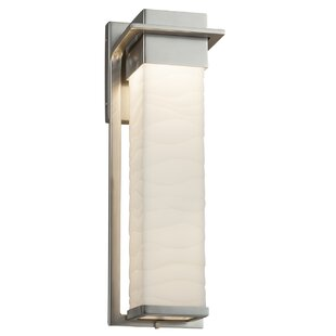 Salaam Outdoor Sconce