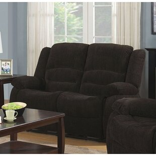 Oakely Motion Reclining Loveseat by Red B..