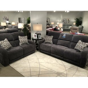 Fandango 2 Piece Reclining Living Room Set