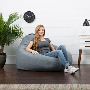 Big Joe Lux Bean Bag Chair by Big Joe