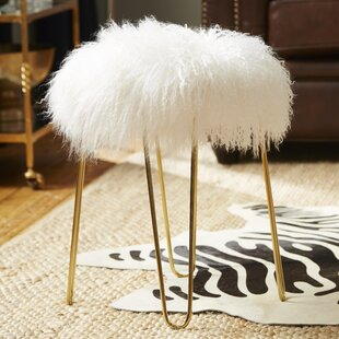 Find Siv Sheepskin Stool By Willa Arlo Interiors