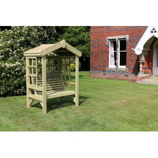 Middlesex Solid Wood Arbour By Sol 72 Outdoor