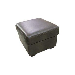 Coja Little Leather Pouf