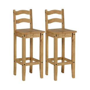 Clearmont 76.2cm Bar Stool (Set Of 2) By Alpen Home