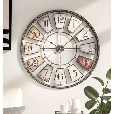 Wall Clocks You Ll Love In 2019 Wayfair