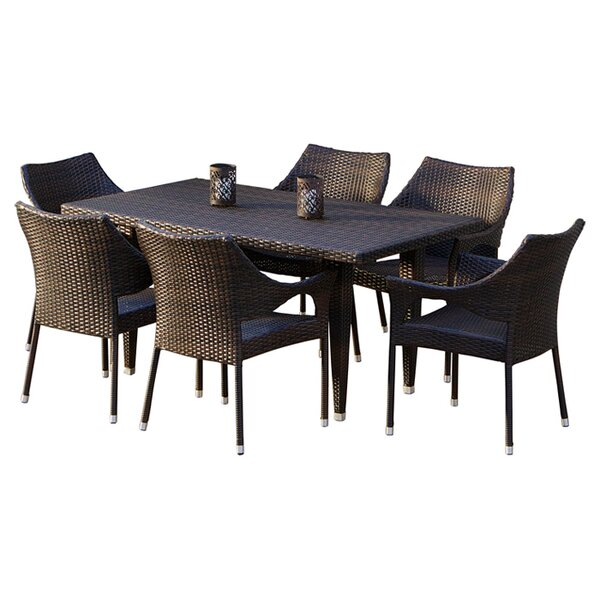 Prime Wicker Patio Dining Sets Youll Love In 2019 Wayfair Ca Home Interior And Landscaping Fragforummapetitesourisinfo