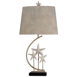 Isadora Sand Stone 34 Table Lamp