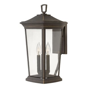 Bromley 3-Light Outdoor Wall Lantern