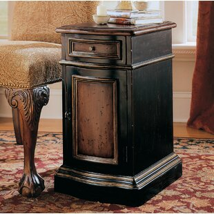 Buying Preston Ridge End Table with Storage By Hooker Furniture