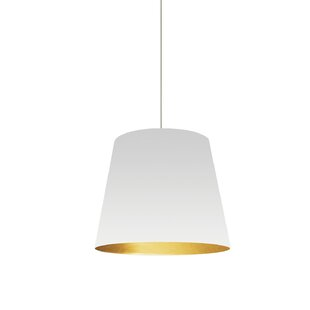 Orren Ellis Dyer 1-Light Dome Pendant