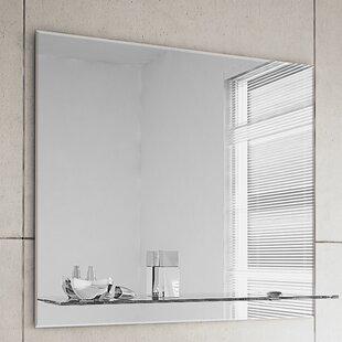 Straight Ledge Mirror. By Bathroom Origins
